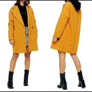 Sz 12 NWT TopShop | Carly Long Coat